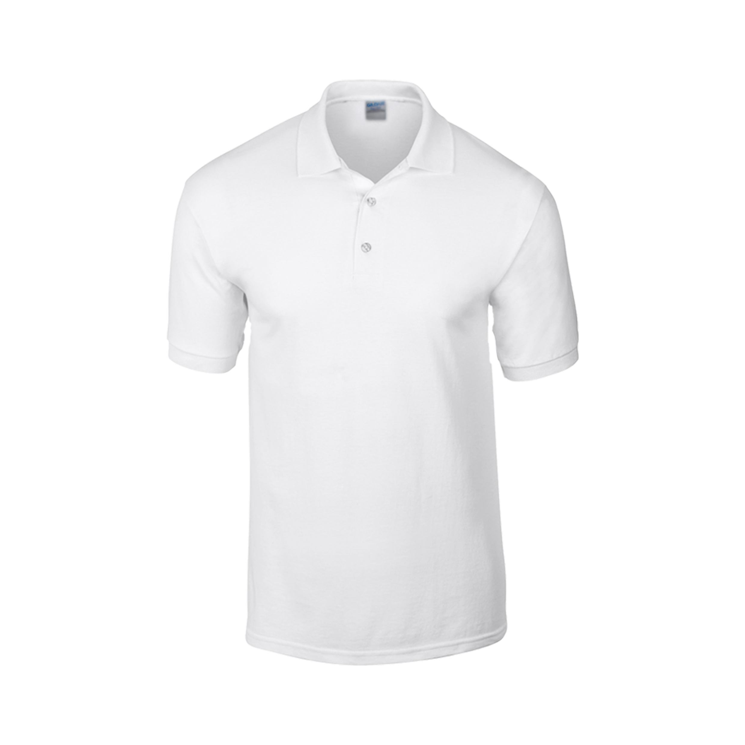 White Polo T Shirt Front And Back Png - Amyhj